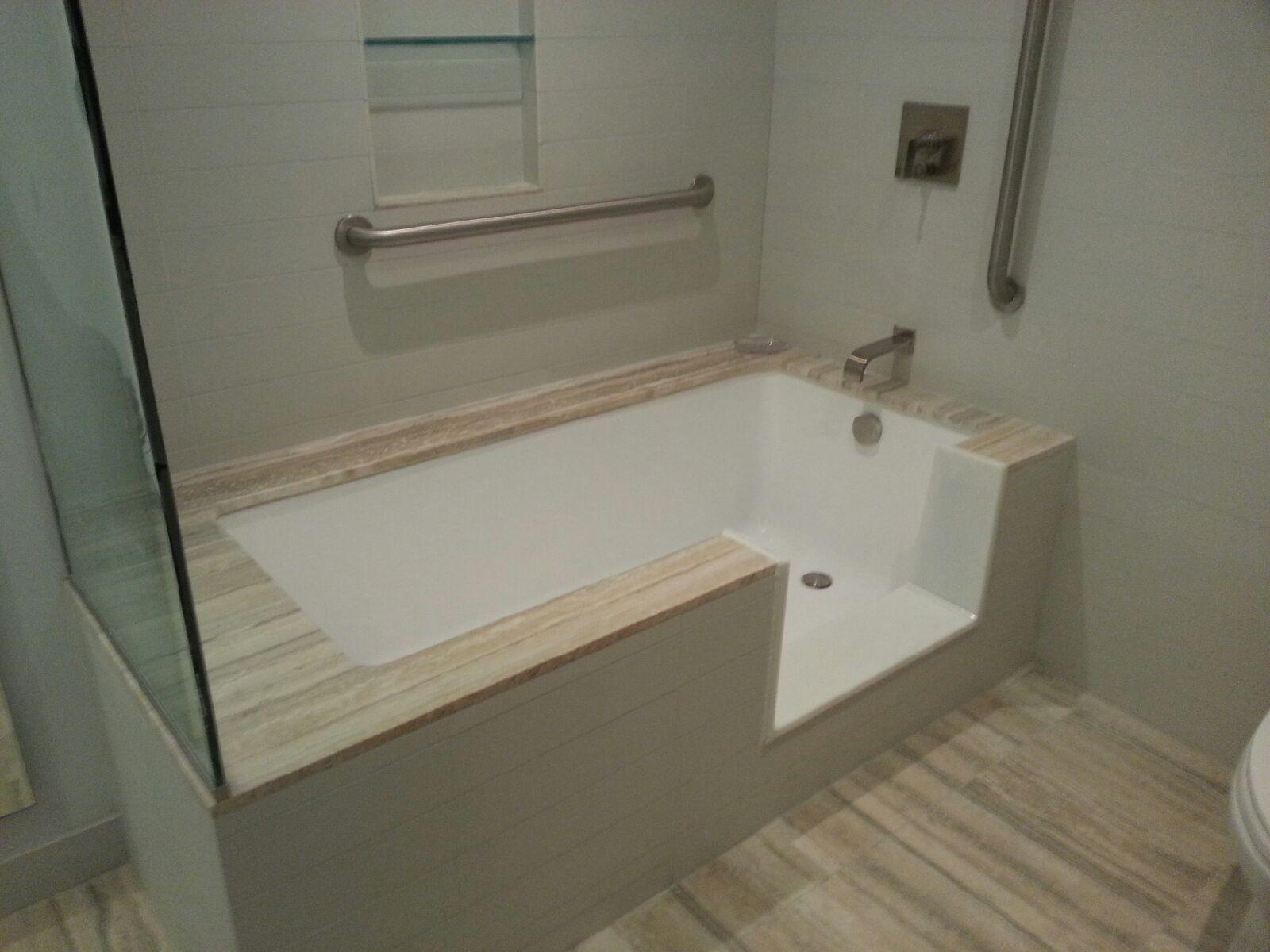Tub Cuts - Bathe Safe Tub Cuts